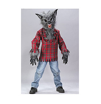 Werewolf Child's Costume