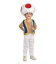 Super Mario Bros. - Toad Child's Costume
