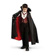 Transylvanian Vampire Child's Costume