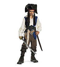 Pirates of the Caribbean 4: On Stranger Tides - Captain Jack Sparrow Child's Costume