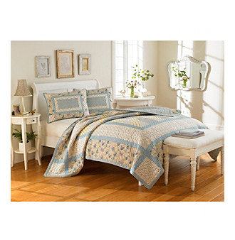 Hadleigh Quilt by Laura Ashley® Home