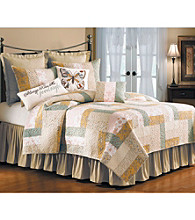 Audrey Quilt Collection by C&F Enterprises, Inc.