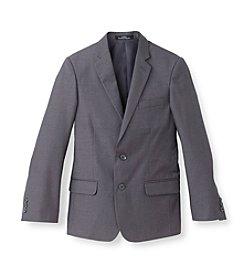 Calvin Klein Boys' 8-20 Fine Line Twill Jacket