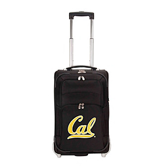 "Denco Sports Luggage Cal Berkeley University 21"" Ballistic Nylon Carry-on"