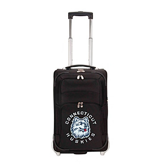 "Denco Sports Luggage University of Connecticut 21"" Ballistic Nylon Carry-on"