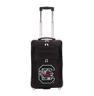 "Denco Sports Luggage University of South Carolina 21"" Ballistic Nylon Carry-on"