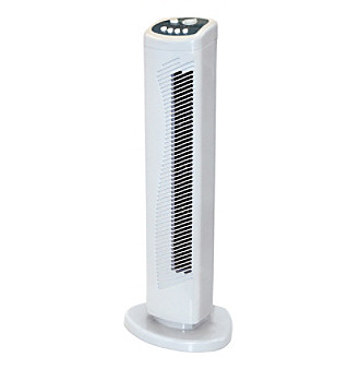 Comfort Zone™ 3-Speed Oscillating Tower Fan