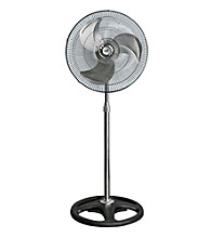 Comfort Zone™ High Velocity Oscillating Pedestal Fan
