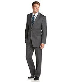 Michael Kors® Men's Solid Gray 2-Piece Suit