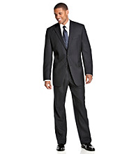 Lauren® Men's Solid Navy Suit