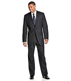 Lauren Ralph Lauren Men's Solid Navy 2-Piece Suit