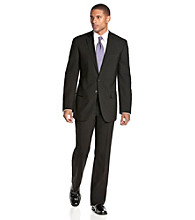 Kenneth Cole New York® Men's Solid Black Suit