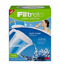 3M 12-Cup Filtrete® Water Pitcher