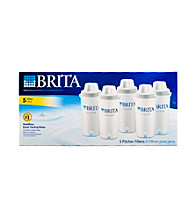 Brita® 5-Count Brita Pitcher Filters