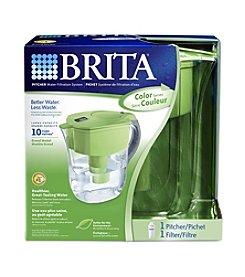 Brita® Green Grand Pitcher Water Filtration System