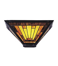 Dale Tiffany Mission Wall Sconce