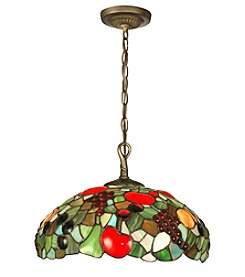 Dale Tiffany Fruit With Jewels Hanging Light Fixture