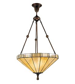 Dale Tiffany Umbrella Filigree Hanging Light Fixture