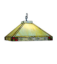 Dale Tiffany Beige Filigree Fixture