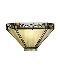 Dale Tiffany Dana Mission Wall Sconce