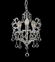 Dale Tiffany Buchanon 3-Light Chandelier