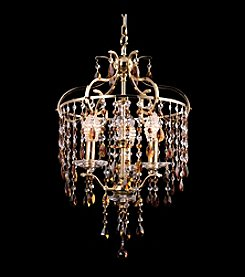 Dale Tiffany Champagne Chandelier