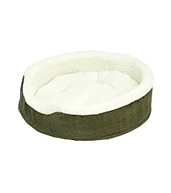 Happy Hounds Oliver Oval Foam Dog Bed