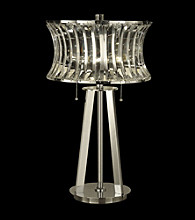 Dale Tiffany Solid Crystal Shade Table Lamp