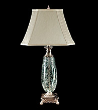 Dale Tiffany Luciana Crystal Table Lamp