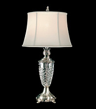 Dale Tiffany Sarah Crystal Table Lamp