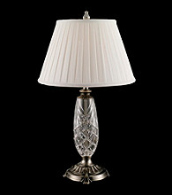 Dale Tiffany Katie Crystal Table Lamp