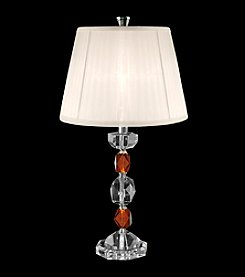 Dale Tiffany Square Crystal Table Lamp