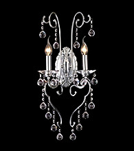 Dale Tiffany Mansfield Crystal Wall Sconce