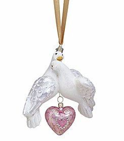 Reed & Barton® Two Turtle Doves Ornament