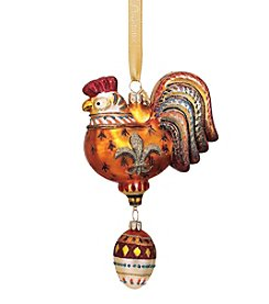 Reed & Barton® Three French Hens Ornament