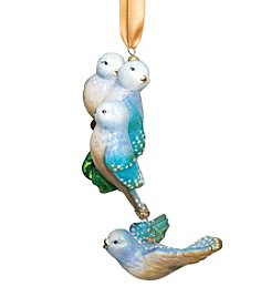 Reed & Barton® Four Calling Birds Ornament