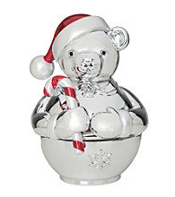 Reed & Barton® Revolving Musical Teddy Bear