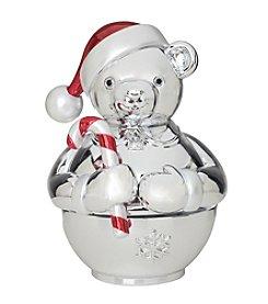 Reed & Barton® Revolving Musical Teddy Bear *