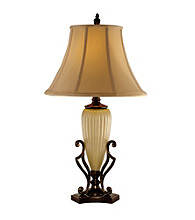Dale Tiffany Schulyer Table Lamp