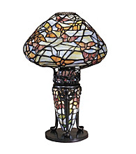 Dale Tiffany Papillion Replica Lamp