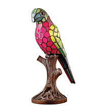 Dale Tiffany Parrot Accent Lamp