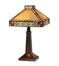 Dale Tiffany Filigree Mission Accent Lamp