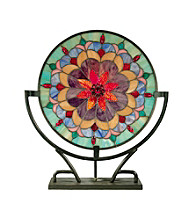 Dale Tiffany Jenny Accent With Stand