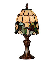 Dale Tiffany Grape Accent Lamp