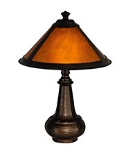 Dale Tiffany Hunter Mica Accent Lamp