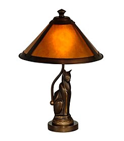 Dale Tiffany Ginger Mica Accent Lamp