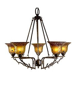 Dale Tiffany Tamar Tiffany Chandelier