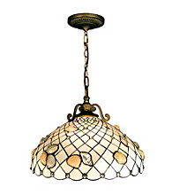 Dale Tiffany Seashell Hanging Fixture
