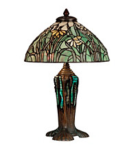Dale Tiffany Daffodil Replica Table Lamp