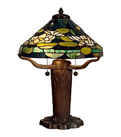 Dale Tiffany Water Lily Tiffany Replica Table Lamp